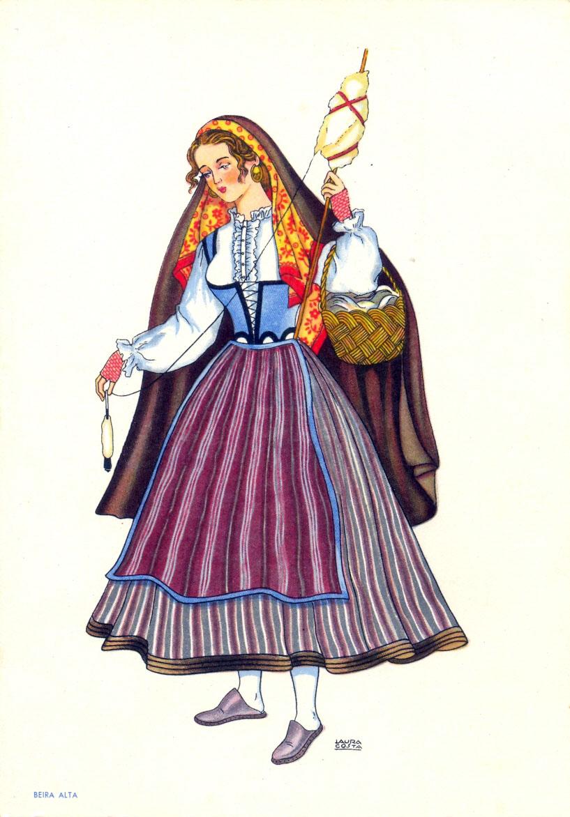 D guisements portugal and costume folklorique on pinterest for Concepteur de robe de mariage russe